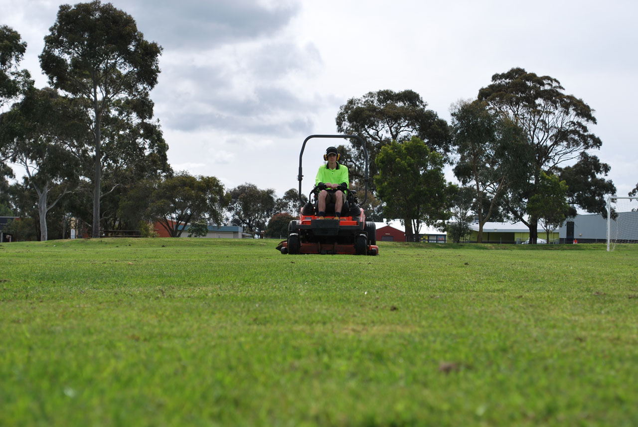 Commercial lawn mowing edging balwyn north greenbelt for Lawn mowing and gardening services