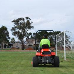 Balwyn North sports turf management